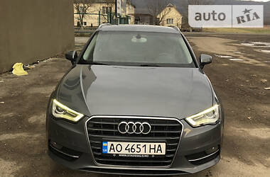 Audi A3 2013 в Ужгороде