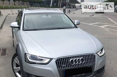 Audi A4 Allroad 2013 в Львове