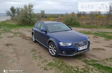 Audi A4 Allroad 2015 в Кременчуге