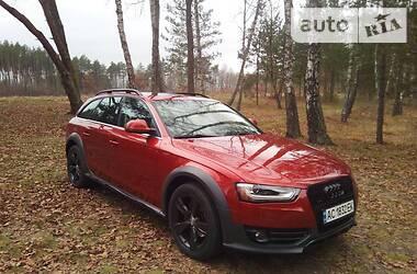 Audi A4 Allroad 2013 в Ковеле