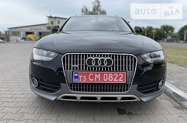 Универсал Audi A4 Allroad 2013 в Луцке