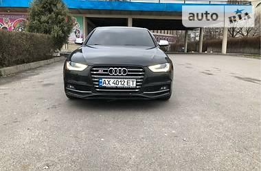 Audi A4 S4 2012