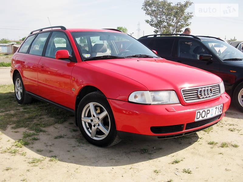Audi A4 1998 в Одессе