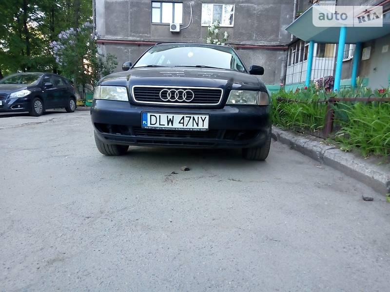 Audi A4 1997 в Днепре