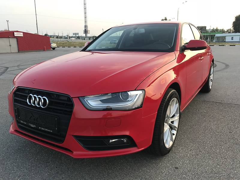 Audi A4 1.8 TFSI  Exclusive