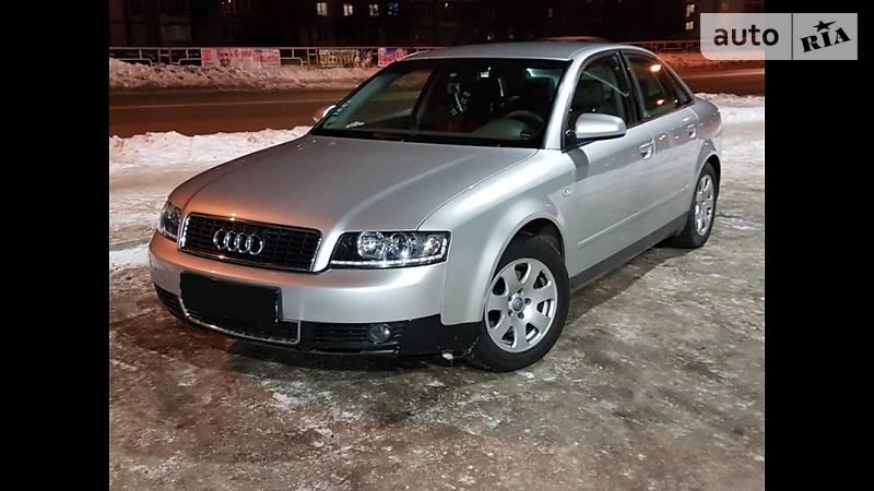 Audi A4 2001 года в Кропивницком (Кировограде)