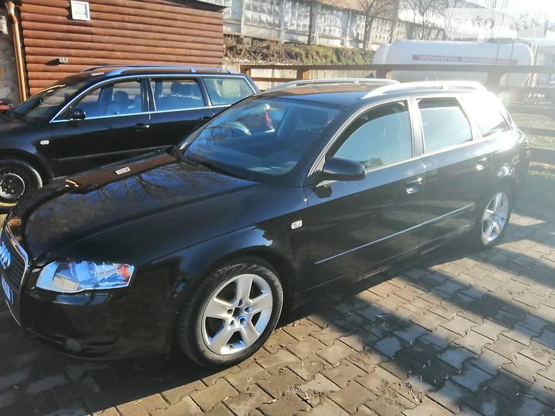 Audi A4 2006 года в Луцке