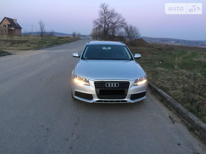 Audi A4 2010 года в Львове