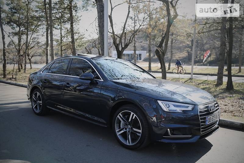 Audi A4 2017 года в Одессе