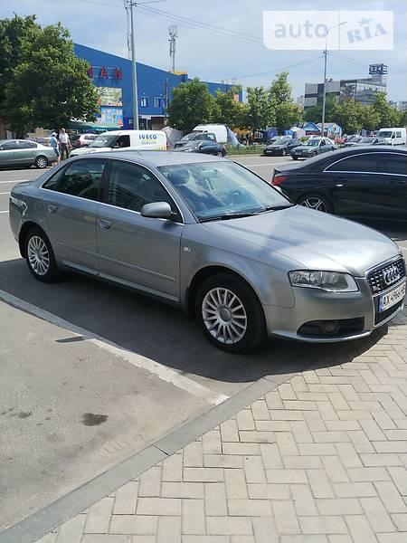Audi A4 2007 года в Харькове
