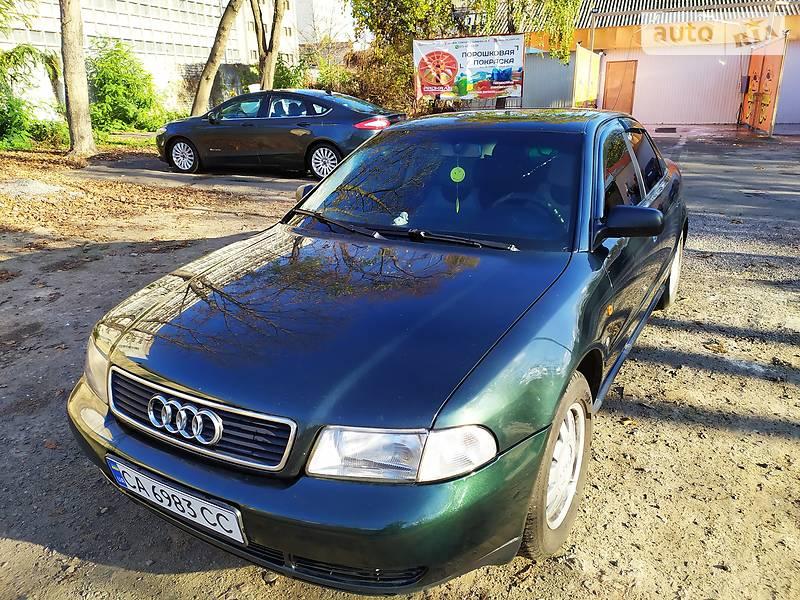 Audi A4 1996 в Катеринополе
