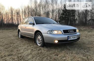 Audi A4 2001 в Жовкве