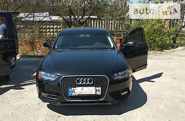 Audi A4 2013 в Харькове