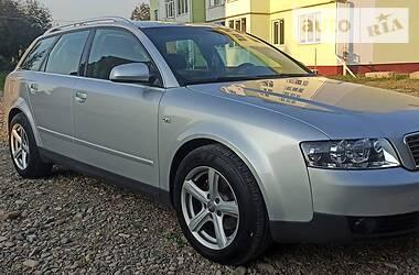 Audi A4 2001 в Черновцах