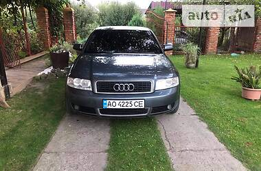 Audi A4 2002 в Ужгороде