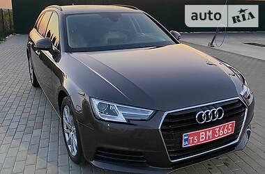 Audi A4 2016 в Львове