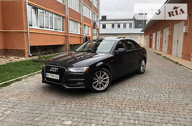 Audi A4 2014 в Чорткове
