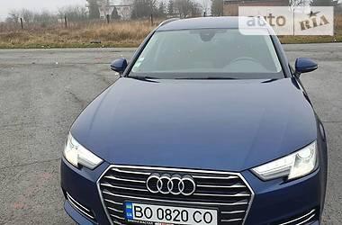Audi A4 2016 в Тернополе