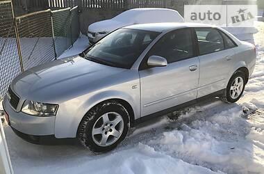 Audi A4 2002 в Чернигове