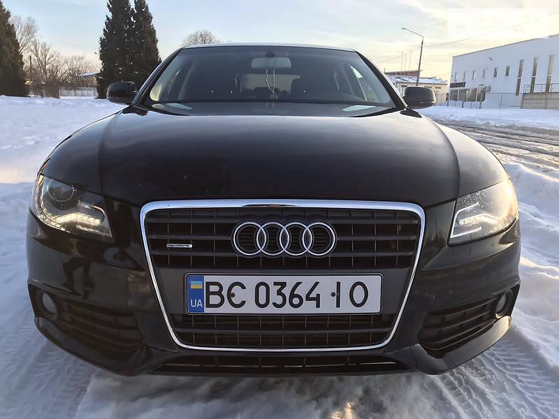 Хетчбек Audi A4 2011 в Дрогобичі