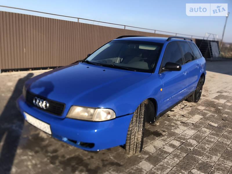 Audi A4 1.9TDI 81KW