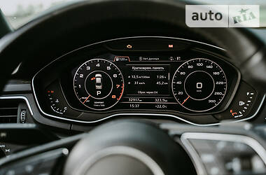 Седан Audi A4 2017 в Одесі