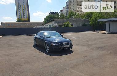 Седан Audi A4 2010 в Одессе