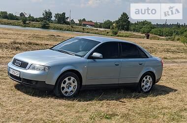Седан Audi A4 2001 в Тернополе