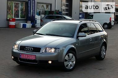 Универсал Audi A4 2002 в Сарнах