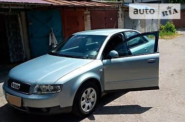 Седан Audi A4 2002 в Чернигове