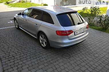 Универсал Audi A4 2015 в Здолбунове