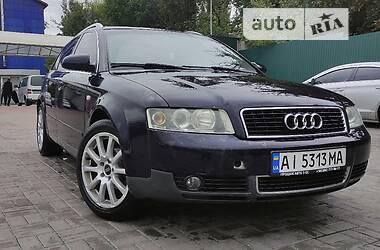 Универсал Audi A4 2001 в Киеве