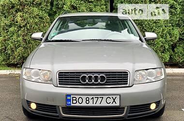 Унiверсал Audi A4 2003 в Тернополі