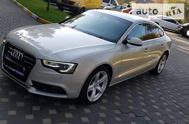 Audi A5 2016 в Киеве