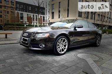 Купе Audi A5 2012 в Киеве
