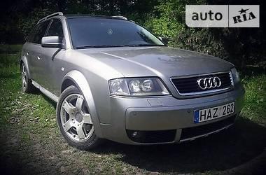Audi A6 Allroad 2000
