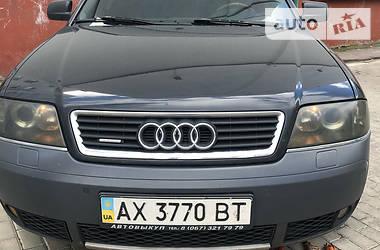 Audi A6 Allroad 2004 в Харькове