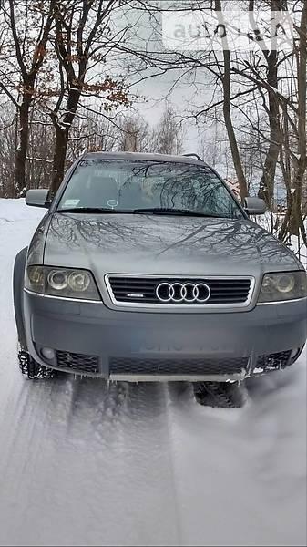 Audi A6 Allroad 2001 года в Ивано-Франковске