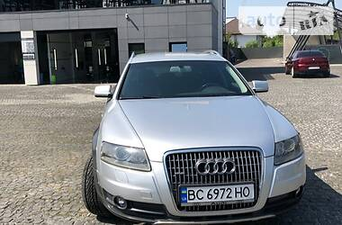 Audi A6 Allroad 2007 в Львове