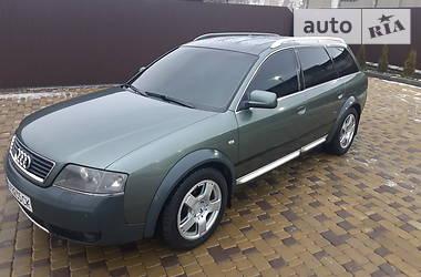 Audi A6 Allroad 2001 в Теребовле