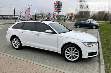 Audi A6 Allroad 2015 в Хмельницком