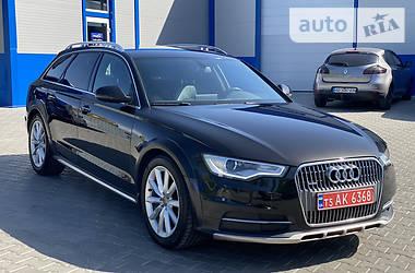 Универсал Audi A6 Allroad 2014 в Виннице