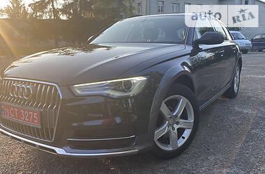 Универсал Audi A6 Allroad 2016 в Львове