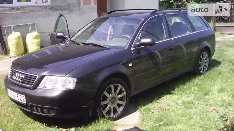 Audi A6 1999 года в Львове