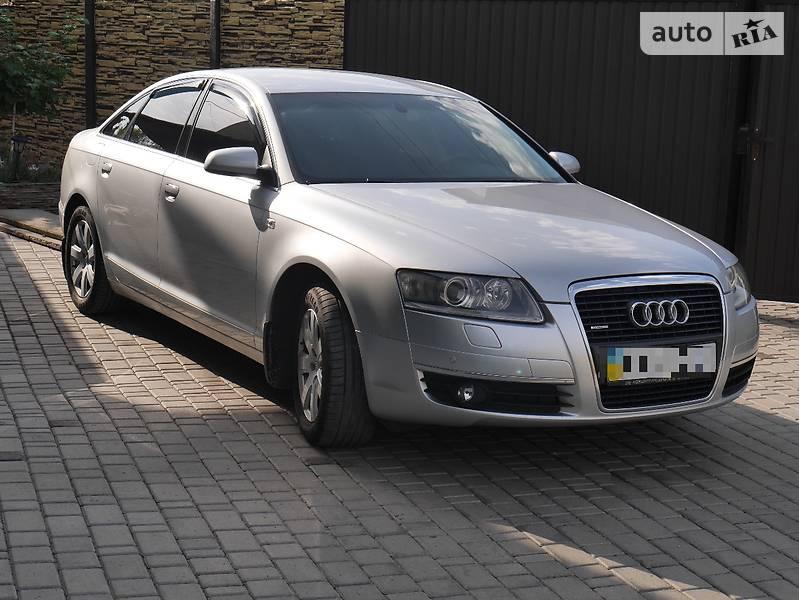 Audi A6 2008 года в Харькове
