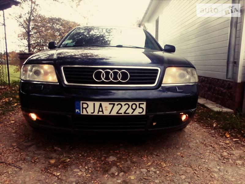 Audi A6 1998 в Косові