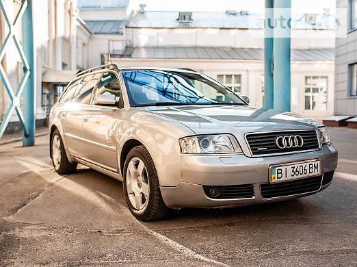 Audi A6 2004 в Полтаве