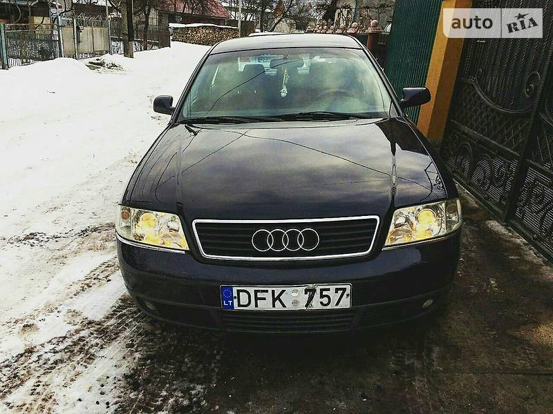 Audi A6 2001 в Тячеве