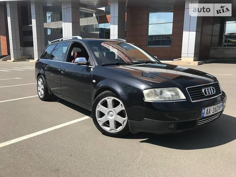 Audi A6 2002 в Сквире