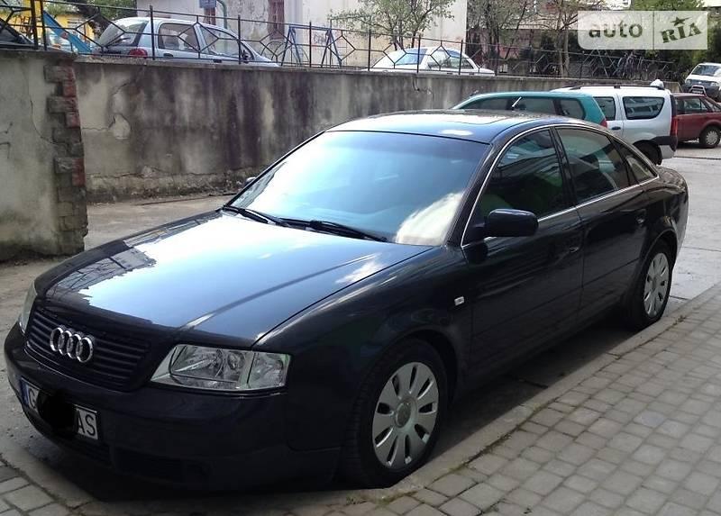 Audi A6 1997 в Ивано-Франковске